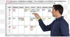 Dry-Erase Boards Magnatag Car Dealership Sales PNG