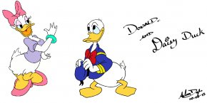 Donald Duck - Daisy Duck Donald Duck Minnie Mouse Pluto Daffy Duck PNG