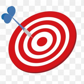 Target In The Bull's-eye - Icon PNG