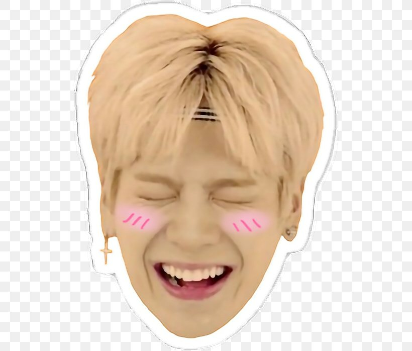 Jackson Wang Got7 Just Right Sticker K Pop Png 528x698px Jackson Wang Bambam Cheek Chin Choi