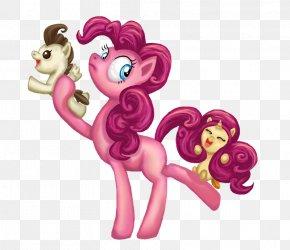 Babysitting Pics - Babysitting Mama Pinkie Pie Pony Nanny Clip Art PNG