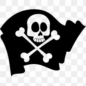 Skull And Crossbones Piracy Calavera Jolly Roger Skull And Bones PNG