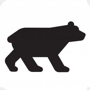 Bear - American Black Bear Brown Bear Giant Panda PNG