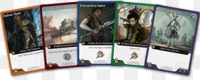 Game Cards - Collectible Card Game Playing Card Deck-building Game PNG