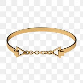 Gold - Bracelet Bangle Gold Jewellery Metal PNG