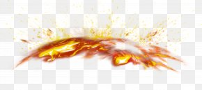 Fiery Explosion Carbon Fire PNG