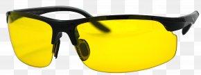 Glasses - Sunglasses Night Visual Perception Anti-reflective Coating PNG
