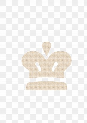 Imperial Crown - Beige Pattern PNG
