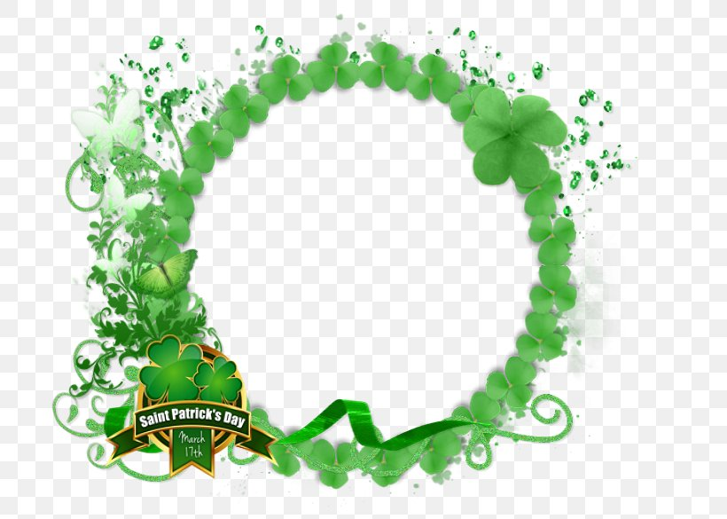 Saint Patrick's Day Picture Frames Clip Art, PNG, 725x585px, Saint Patrick S Day, Android, Bluestacks, Computer Software, Grass Download Free