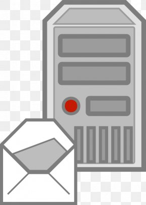 Free Vector Download Email Server - Computer Servers Message Transfer Agent Email Clip Art PNG