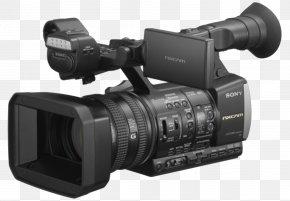 Digital Video Camera Transparent Image - Camcorder 1080p Video Camera Point-and-shoot Camera PNG