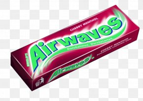 Chewing Gum - Chewing Gum Airwaves Menthol Wrigley Company Gum Trees PNG