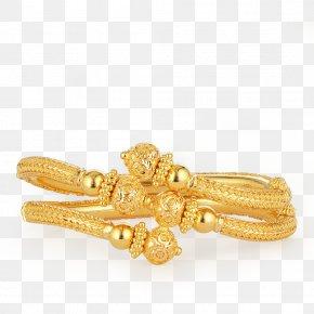 Gold - Earring Bangle Gold Jewellery Filigree PNG