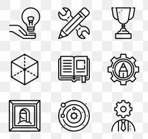 Knowledge - Logo Icon Design PNG