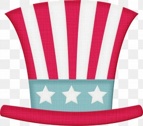 American Flag Hat - Flag Of The United States National Flag PNG
