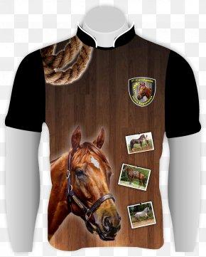 T-shirt - T-shirt Blouse Collar Sleeve PNG