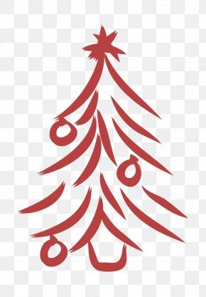 Pine Family Christmas Eve - Christmas Icon Fir Icon Gift Icon PNG