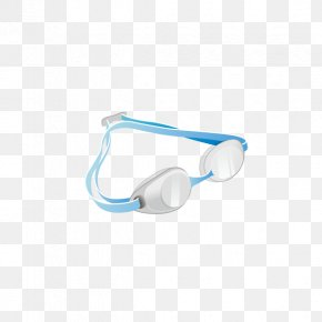 Swimming Goggles - Headphones Pattern PNG