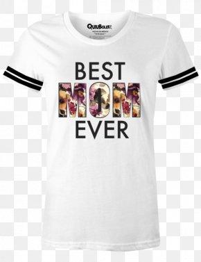 Best Mom Ever - Long-sleeved T-shirt Logo PNG
