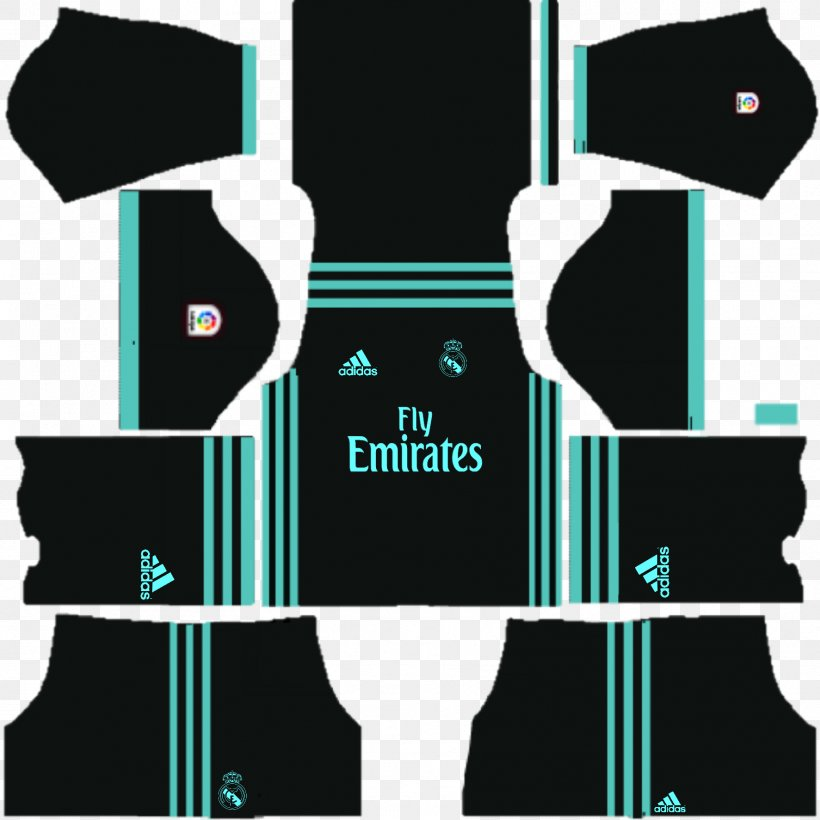 Dream League Soccer Real Madrid C F First Touch Soccer Kit Football Png 1773x1773px Dream League Soccer