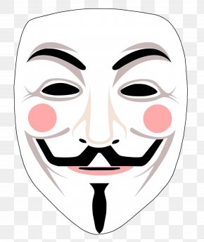 Anonymous Mask - Gunpowder Plot Paper Guy Fawkes Mask Guy Fawkes Night PNG