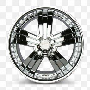 Car Wheel - Rim Car Alloy Wheel Spoke PNG