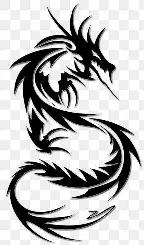 Tattoo Dragon Image - Tattoo Clip Art PNG