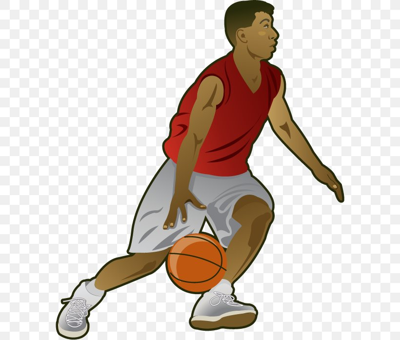Basketball Dribbling Free Content Slam Dunk Clip Art Png 592x697px Basketball Arm Athlete Ball Ball Game