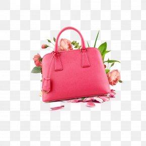Red Bag - Handbag Computer File PNG
