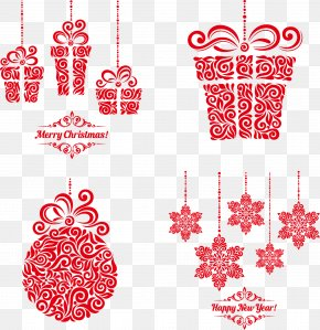 Christmas Background With Snowflakes Pattern - Christmas Snowflake Pattern PNG