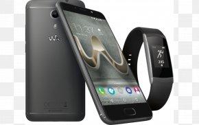 Smartphone - Smartphone Wiko U FEEL PRIME Feature Phone Wiko Wimate WKCOSBBKS1 Unisex Smartwatch PNG