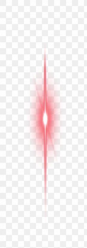 Red Light Effect Element PNG
