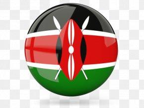 Flag - Flag Of Kenya National Flag Symbol PNG