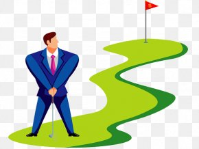 Golf - Golf Course Illustration PNG