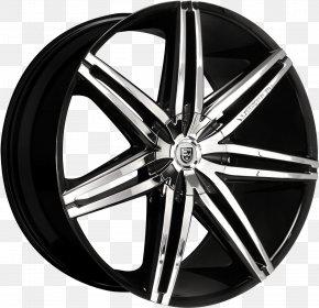 Wheel Rim - Hummer H2 Cadillac Escalade Car Chevrolet Tahoe Lexani Wheel Corp PNG