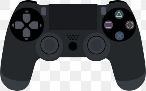 Playstation - PlayStation 4 Xbox 360 Game Controllers Video Game Consoles PNG