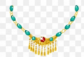 Necklace - Necklace Earring Jewellery PNG
