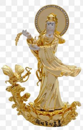 Chinese Palace - Guanyin Goddess Tara Compassion Garuda PNG