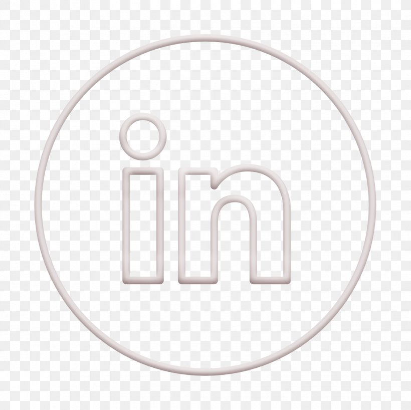 Line Icon Linkedin Icon Neon Icon Png 1132x1130px Line