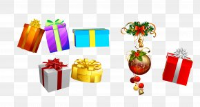 Holiday Gift Gift Box Packaging - Gift Box Christmas PNG