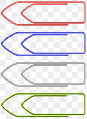 Paper Clip - Paper Clip Clip Art PNG