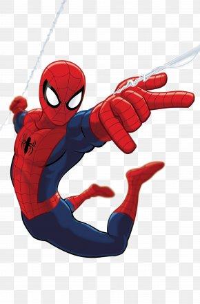 Ultimate Spiderman Transparent Background - Spider-Man: Shattered Dimensions Ultimate Spider-Man Television Show Ultimate Marvel PNG