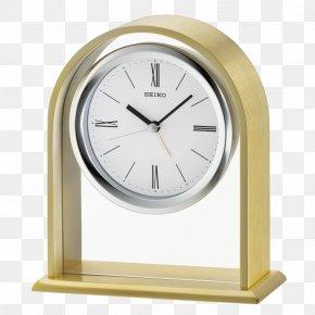 Clock - Alarm Clocks Mantel Clock Seiko Table PNG