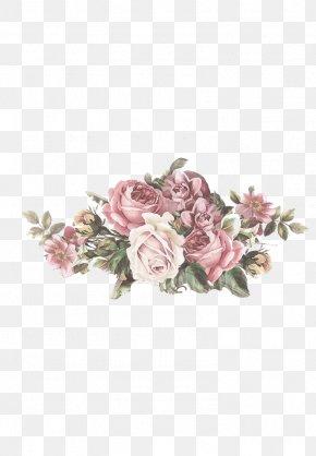 Flower - Flower Bouquet Floral Design Garden Roses PNG