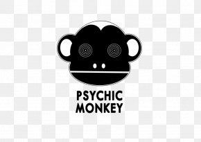 Black Monkey - Logo Psychic Clip Art PNG