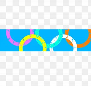 Rio Olympic Rings Background - 2016 Summer Olympics Rio De Janeiro 1984 Summer Olympics Opening Ceremony Olympic Symbols PNG