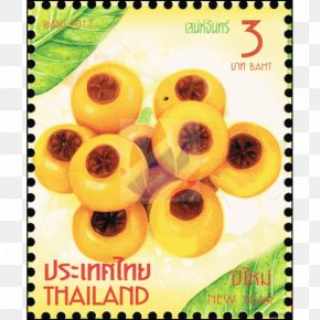Thai Dessert - Thailand New Year's Eve Postage Stamps Songkran PNG