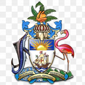 Bahamas - Nassau Coat Of Arms Of The Bahamas Acklins Island Musha Cay PNG