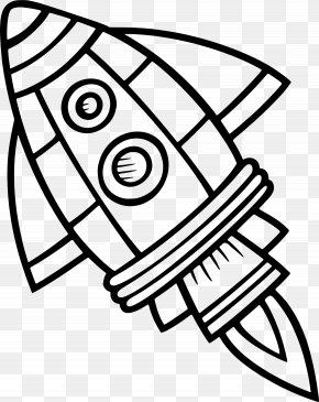 Spaceship Clip Art - Clip Art Vector Graphics Drawing Spacecraft PNG