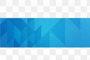 Header - Blue Aqua Turquoise Teal Azure PNG